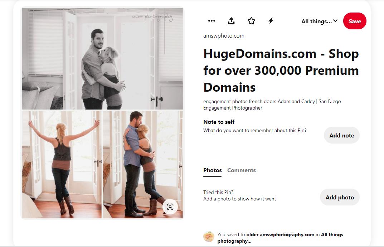 big photography regret not renewing blog domain